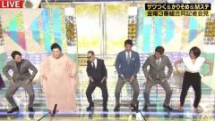タモリ、テレ朝会見で「コマネチ!」披露に会場騒然
