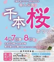 千本桜まつり2018