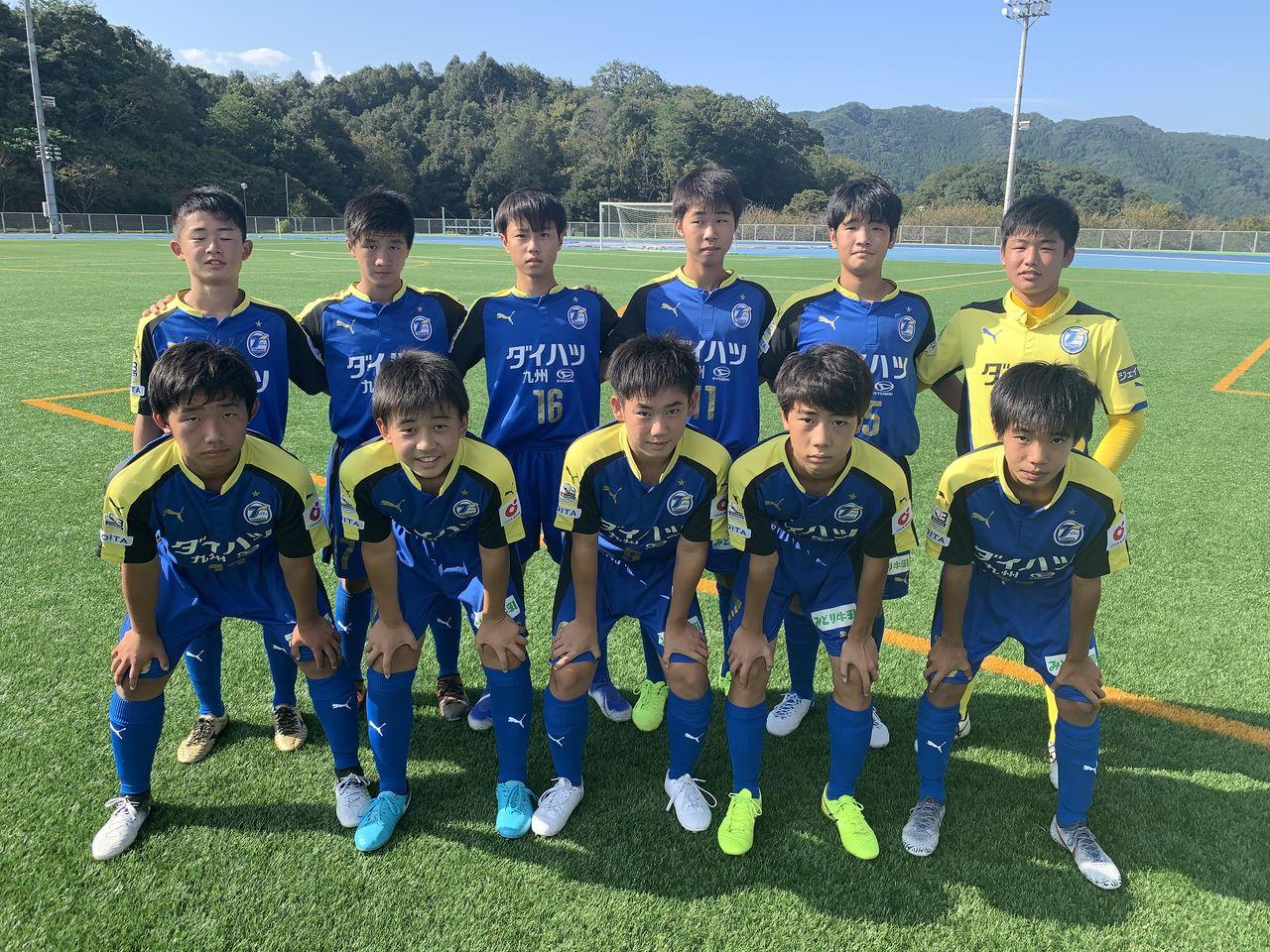 U-14宇佐】2019 Jリーグ U-14 サ...