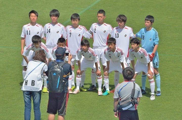 U-15宇佐】屋敷選手U-14東京国際...