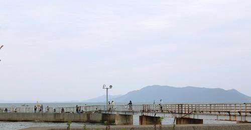 御立岬海釣りランド