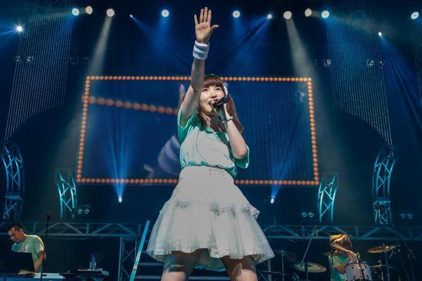 内田彩 1stソロライブ『アップルミント Baby, Are you ready to go?』Blu-ray