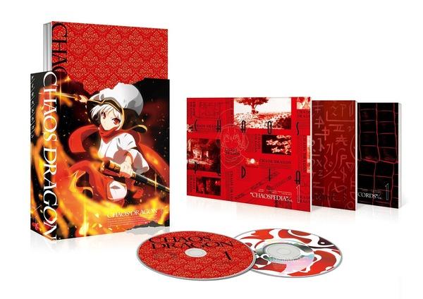 ケイオスドラゴン 赤竜戦役 Blu-ray&DVD