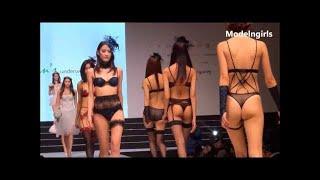 【放送事故】お宝動画ちゃんねる : 【動画】2015 アジア下着ファッションショー 韓国女性モデル