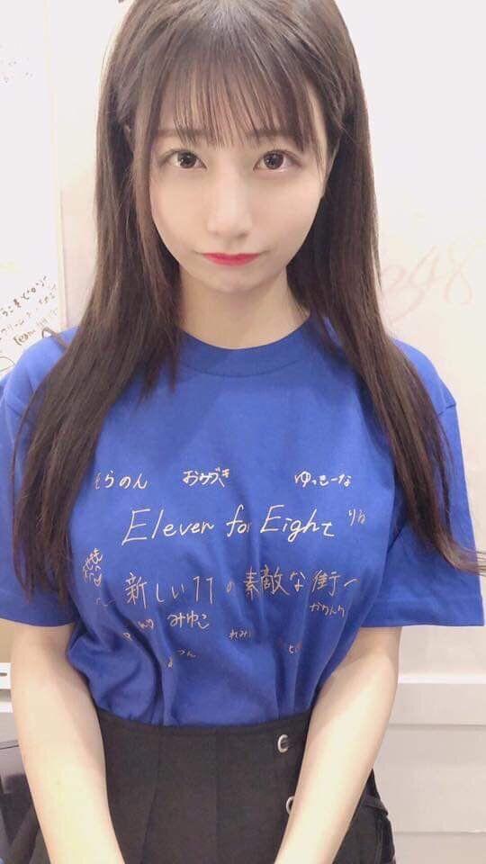 チーム8 鈴木優香さん、加入 4ヶ月で早くも AKB48 カップリング選抜に抜擢される!!