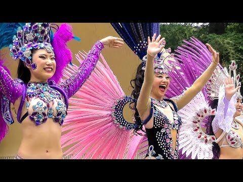 【動画】セクシー美女ダンサーに黄色い声援が飛ぶ【サンバ2019】VAMOSブラジる⁉【井の頭公園】vol.20