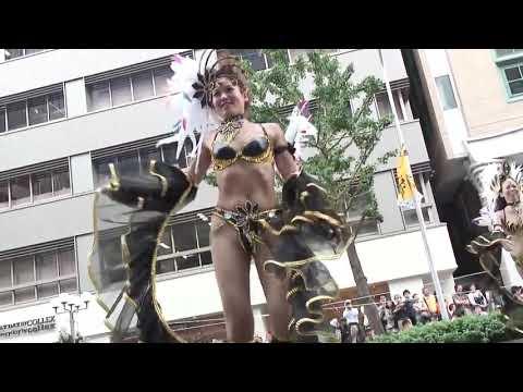【動画】セクシーサンバ