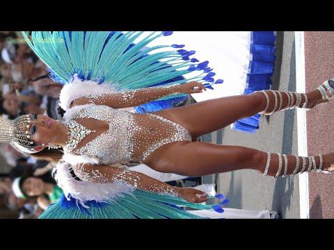 【動画】この夏、浅草で一番セクシーなパシスタ!!ウニドス・ド・ウルバナ 2019 浅草サンバカーニバル A.E.S UNIDOS DO URBANA Samba