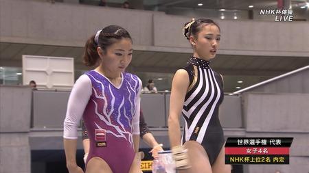 女子体操 画像 (2)