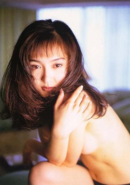 生稲晃子ヌード (5)