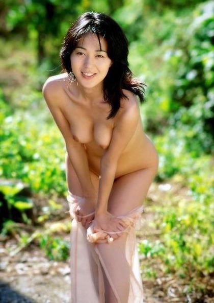 白石ひとみ ヌード (66)