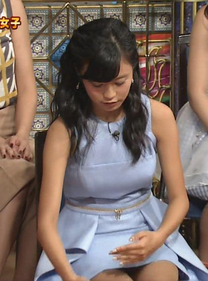 小島瑠璃子 『anan』 (2)