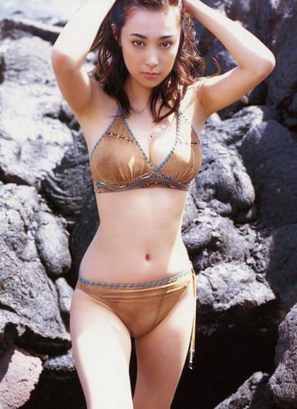 河合奈保子、岡田有希子とか昔のアイドル水着 (14)
