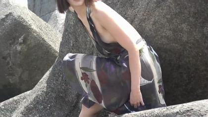 山崎真実、アナル露出 (10)