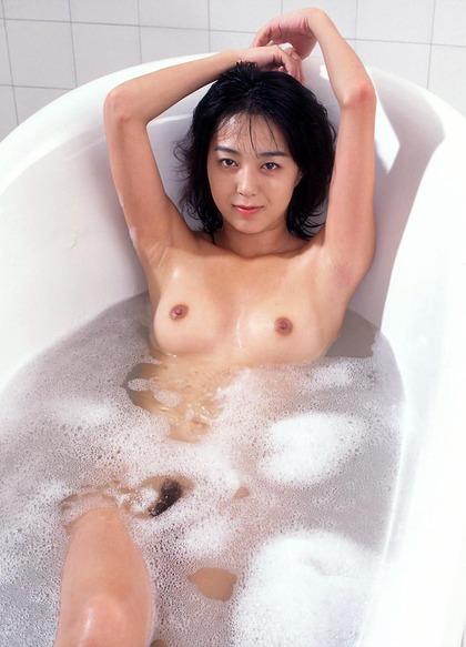 白石ひとみ ヌード (1)