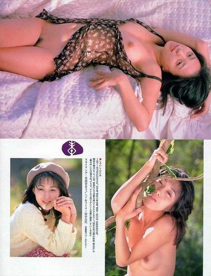 白石ひとみ ヌード (60)