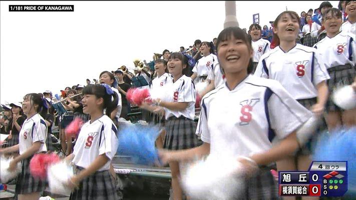 高校野球_JK_チアガール (3)