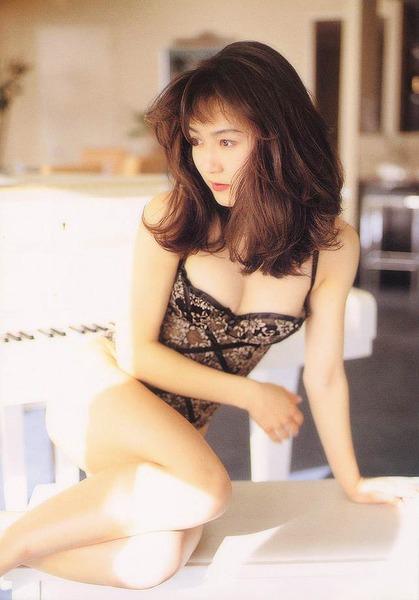 生稲晃子ヌード (6)