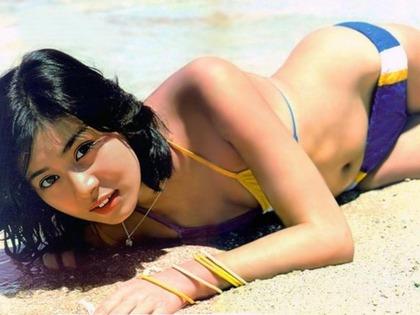 河合奈保子、岡田有希子とか昔のアイドル水着 (40)