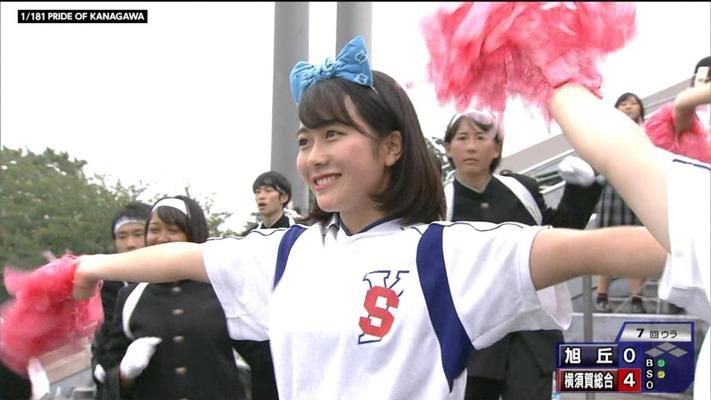 高校野球_JK_チアガール (4)