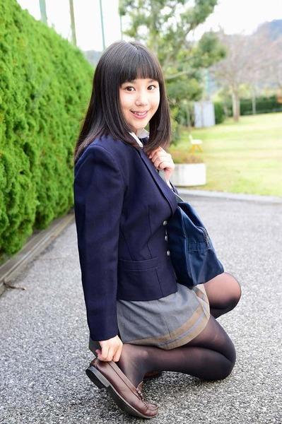 土山紗那 レオタード (26)