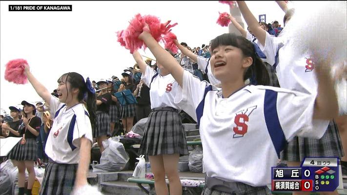 高校野球_JK_チアガール (5)