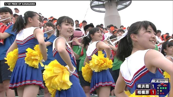 高校野球_JK_チアガール (11)