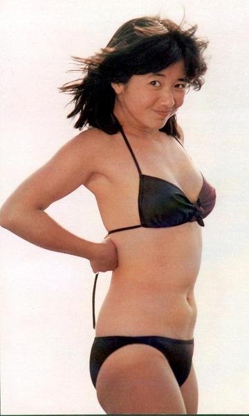 河合奈保子、岡田有希子とか昔のアイドル水着 (30)