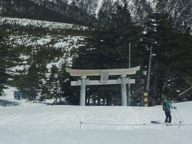4月28日(日)スキー場、道路状況 008