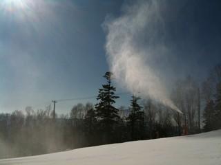 スキー場ネタ