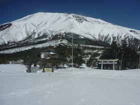 4月28日(日)スキー場、道路状況 004 - コピー