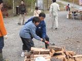 blogIMG_5737(薪割り)