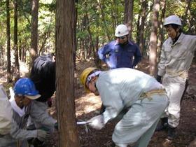 1025小牧市職員林業体験 067