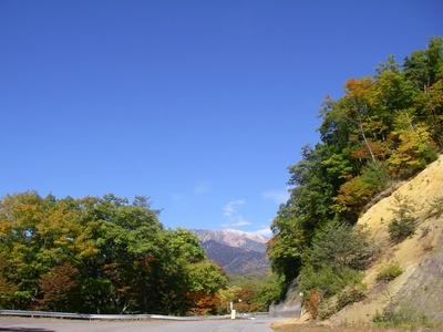 シラカバ峠
