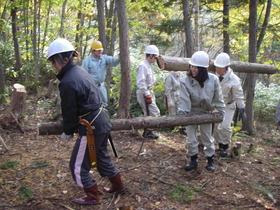 1025小牧市職員林業体験 099