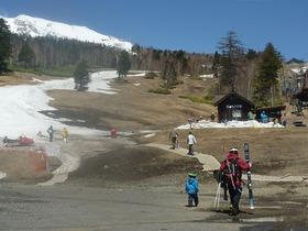 4月28日(日)スキー場、道路状況 052
