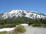 田の原から御嶽山