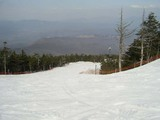 スキー場�