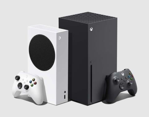 【画像】PS5、箱XとSを並べてサイズを比較