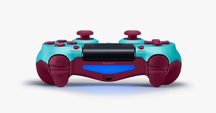 Sony-PS4-Berry-Blue-DualShock-4-SOURCE-Sony