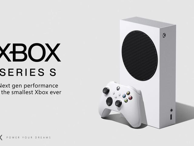 『XboxシリーズS』さん、最高にインスタ映えするハードだった