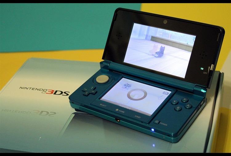3DS信者としては、Switchが爆売れすると微妙な気分になるんだけど・・・
