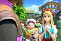 PS4版ドラクエ11、3DS版と比べてアイテムを拾うのが非常に遅い模様・・・