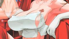 【画像大量】『トリアージX』とか言うおッぱいアニメエロ過ぎwwww【1話】