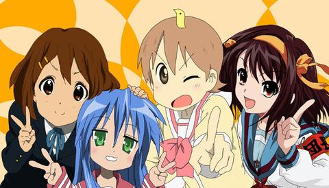京アニのアニメが部活でワイワイし過ぎな件wwwwwwww