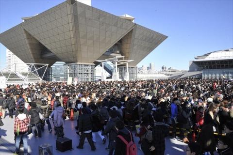 コミケ死亡!2020年東京オリンピックでは幕張メッセも競技会場として使用することに!