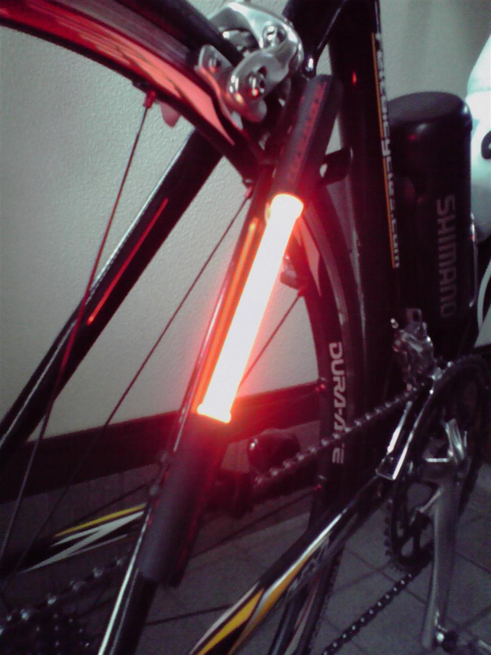 ... 自転車〜緩いのぼりを重いギア