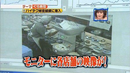 【画像あり】くら寿司の技術力が凄すぎる、まるで映画のCIA