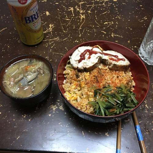 【画像あり】めっちゃ美味そうなご飯作った