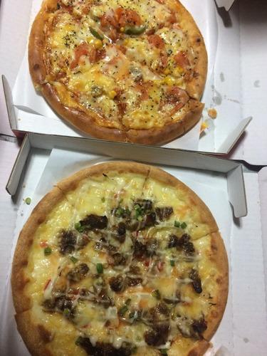 【画像あり】ピザ買った